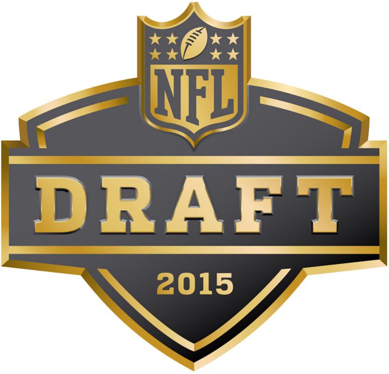 NFL Draft Logo Primary Logo (2015) - 2015 NFL Draft Logo SportsLogos.Net
