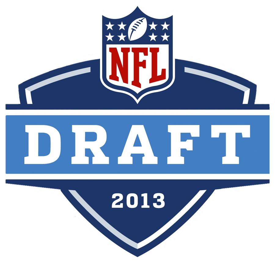 NFL Draft Logo Primary Logo (2013) - 2013 NFL Draft Logo SportsLogos.Net