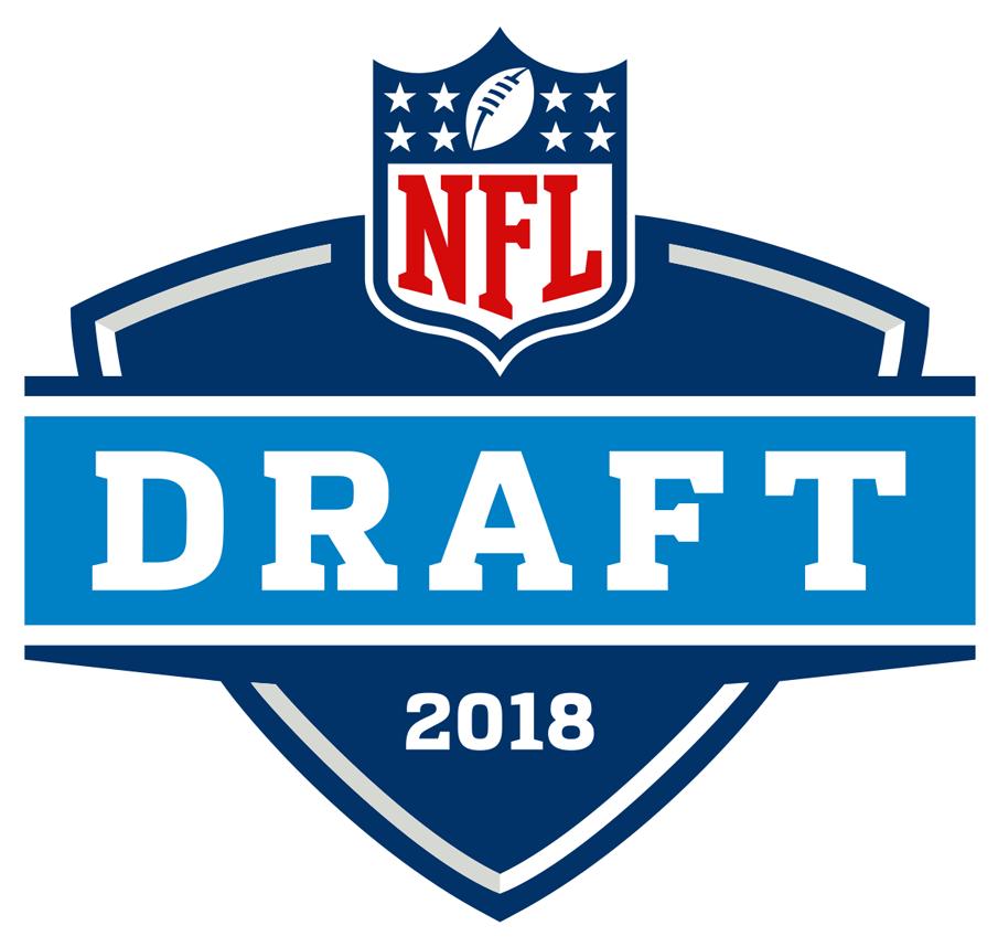 NFL Draft Logo Primary Logo (2018) - 2018 NFL Draft Logo SportsLogos.Net