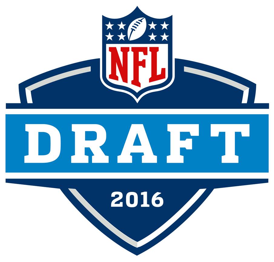 NFL Draft Logo Primary Logo (2016) - 2016 NFL Draft Logo SportsLogos.Net