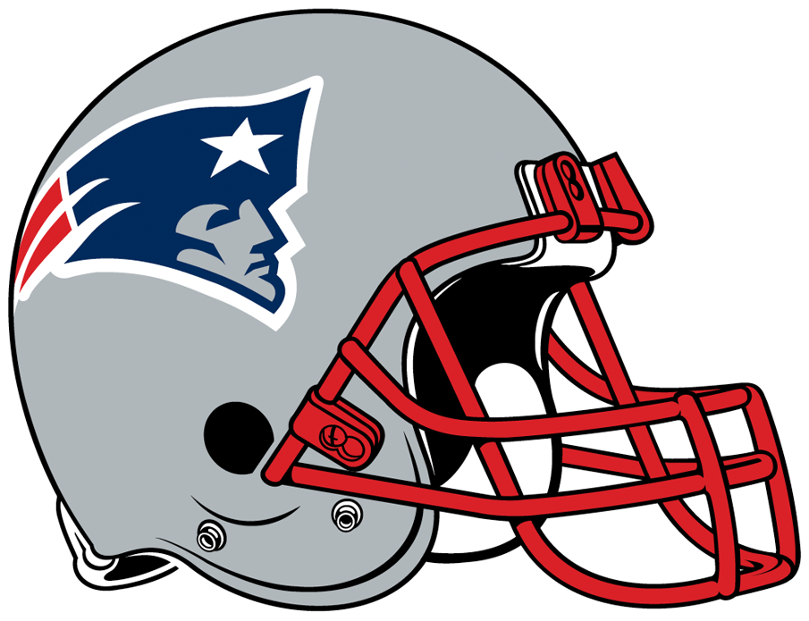 New England Patriots Helmet National Football League Nfl Chris