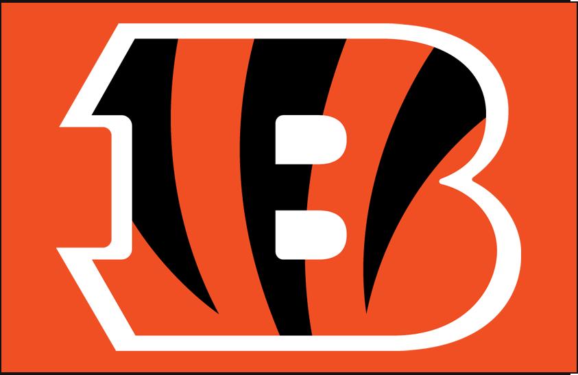 Cincinnati Bengals Logo Primary Dark Logo (2004-2020) -  SportsLogos.Net