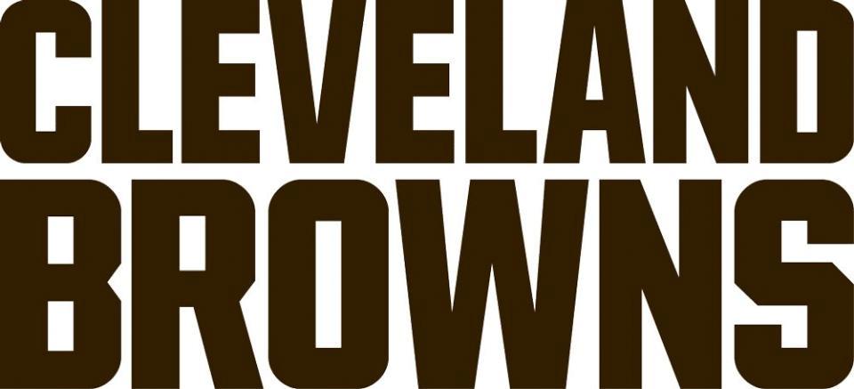Cleveland Browns Wordmark Logo - National Football League ...