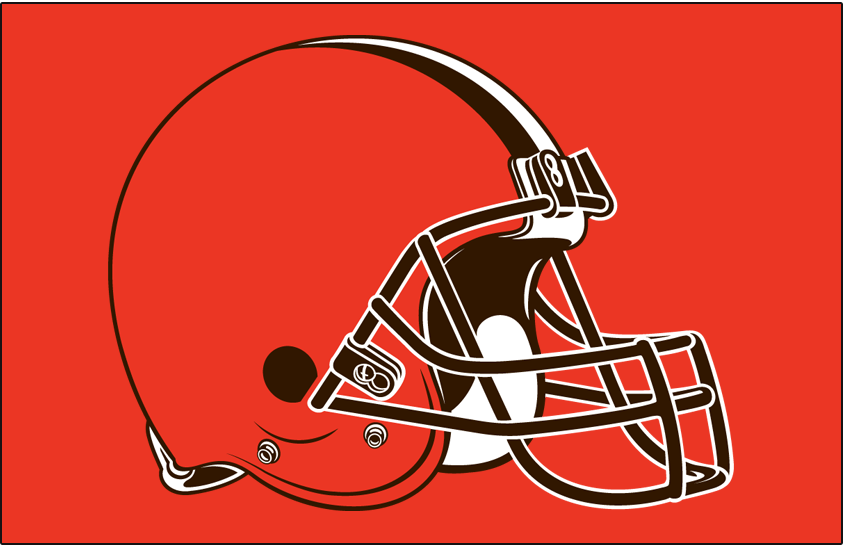 Cleveland Browns Logo Primary Dark Logo (2015-Pres) -  SportsLogos.Net