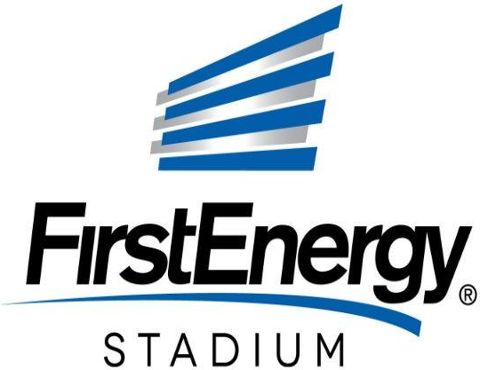 Cleveland Browns Logo Stadium Logo (2014-Pres) - FirstEnergy Stadium logo SportsLogos.Net