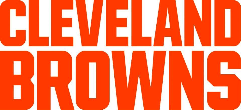 Cleveland Browns Logo Wordmark Logo (2015-Pres) -  SportsLogos.Net