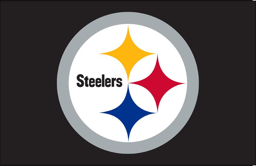 Pittsburgh Steelers Primary Dark Logo - National Football League ... c32d6b620