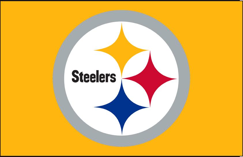 Pittsburgh Steelers Logo Primary Dark Logo (1969-Pres) -  SportsLogos.Net
