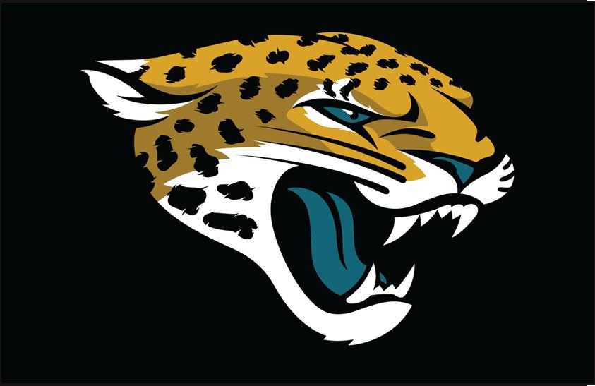 jacksonville jaguars primary dark logo - national football league