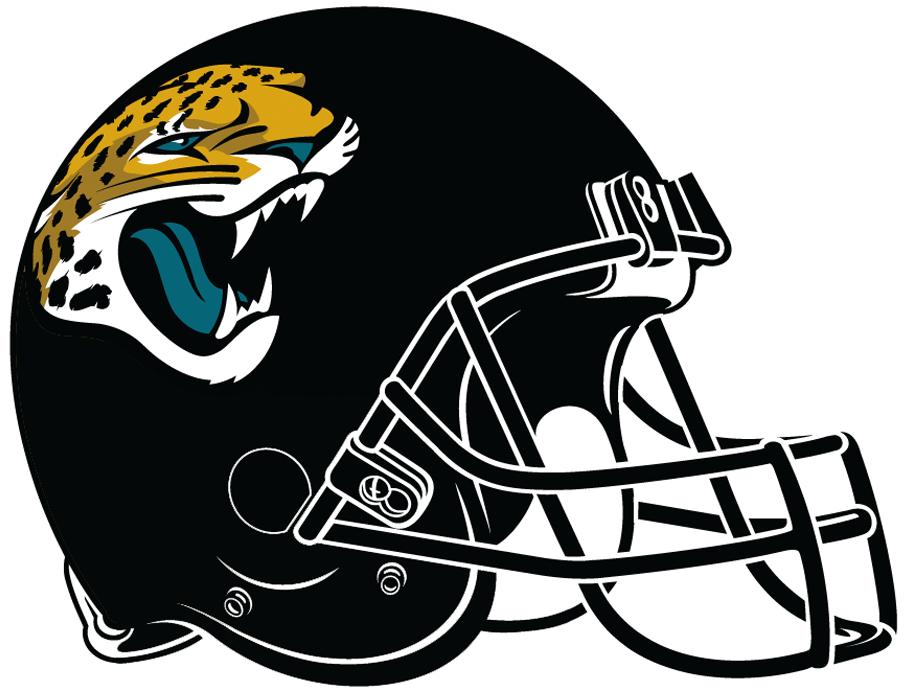 Jacksonville Jaguars Helmet Helmet (2018-Pres) -  SportsLogos.Net