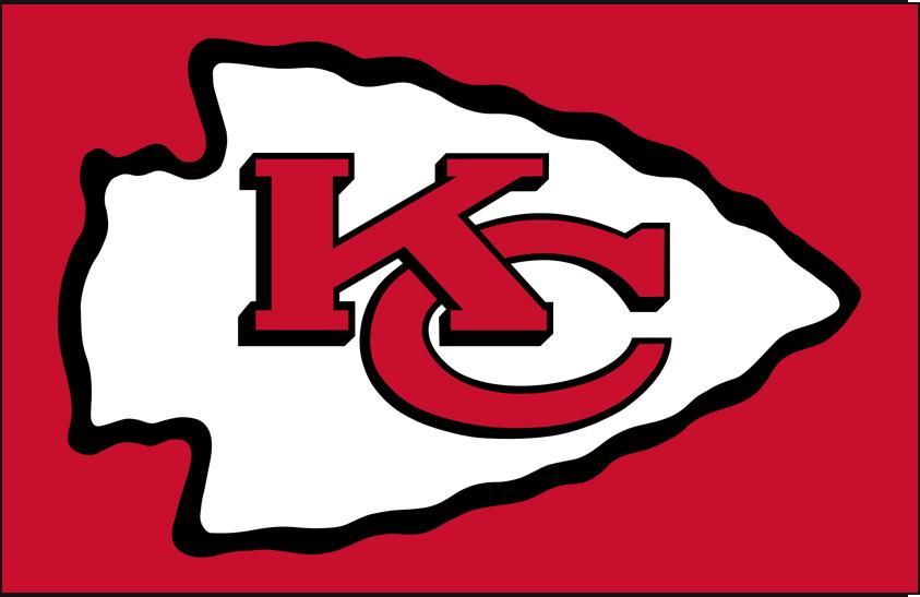 Kansas City Chiefs Helmet Logo National Football League Nfl