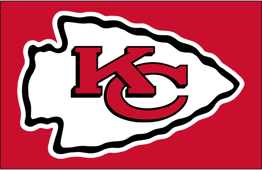 Kansas City Chiefs Logo Primary Dark Logo (1972-Pres) -  SportsLogos.Net