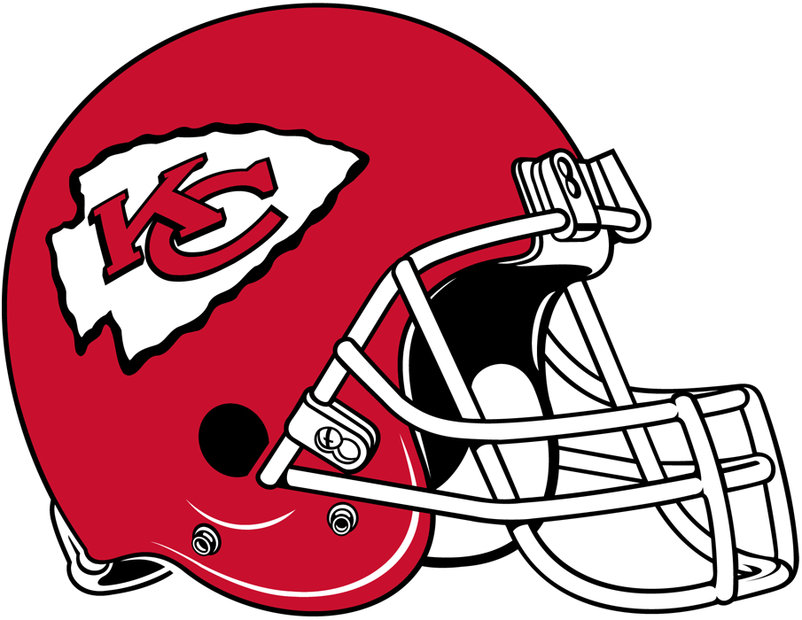 Kansas City Chiefs Helmet National Football League Nfl Chris Creamer S Sports Logos Page Sportslogos Net