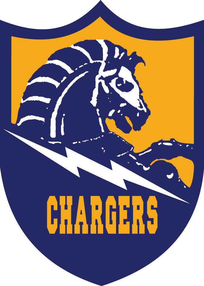 San Diego Chargers Logo Alternate Logo (1974-1987) -  SportsLogos.Net