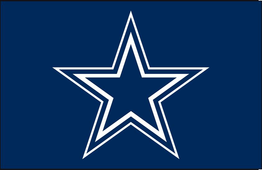 Dallas Cowboys Logo Primary Dark Logo (1964-Pres) -  SportsLogos.Net