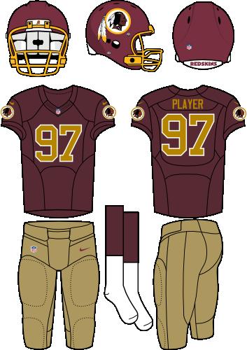redskins alternate jersey