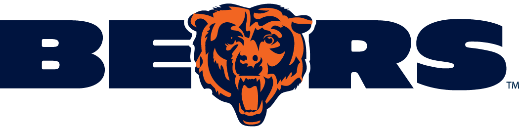 Chicago Bears Logo Wordmark Logo (1999-2016) -  SportsLogos.Net