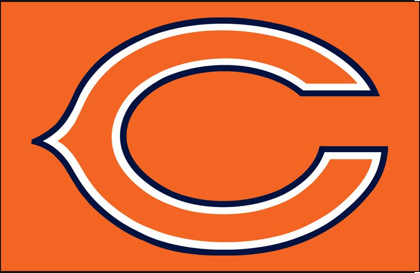 Chicago Bears Logo Primary Dark Logo (1974-Pres) -  SportsLogos.Net