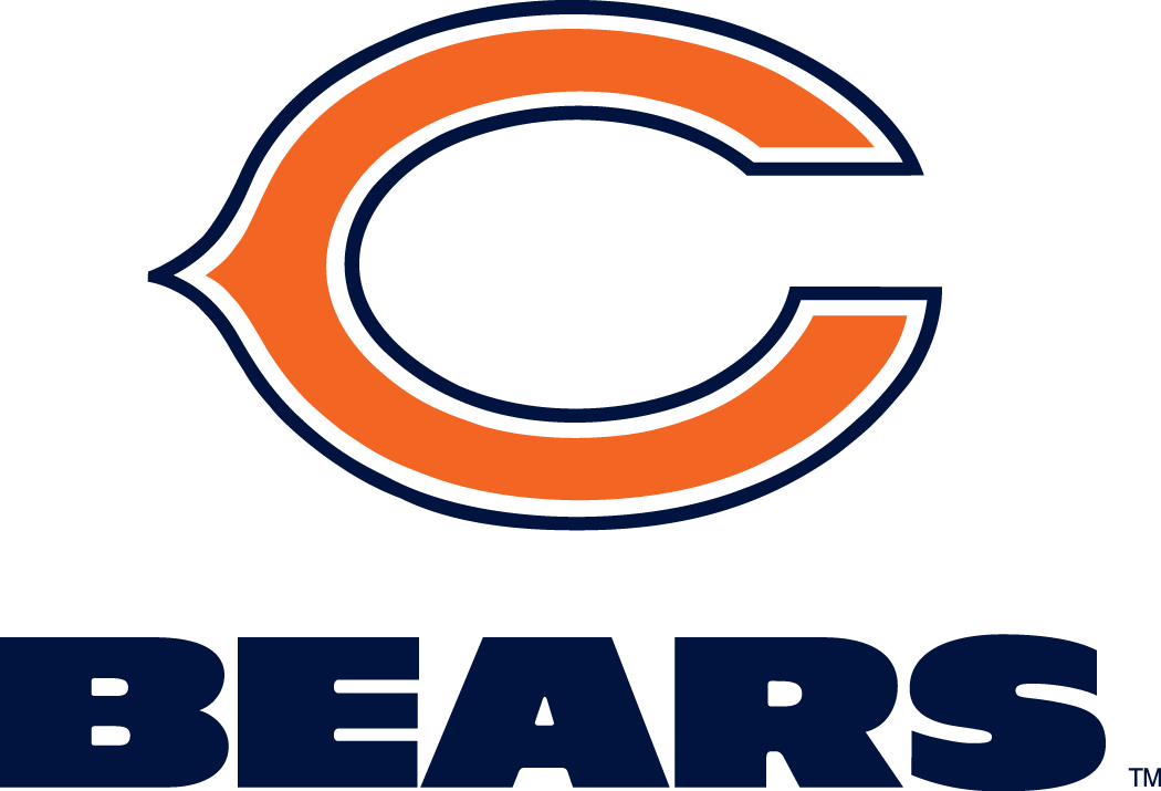chicago bears wordmark logo national football league
