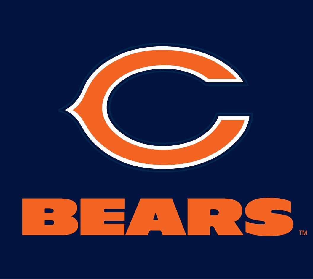 Chicago Bears Wordmark Logo - National Football League ...