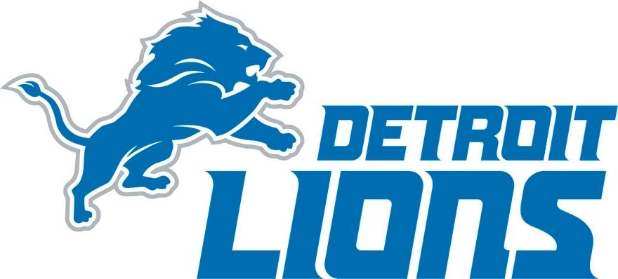 Detroit Lions Logo Alternate Logo (2017-Pres) -  SportsLogos.Net