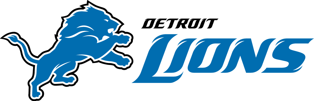 Detroit Lions Logo Alternate Logo (2009-2016) -  SportsLogos.Net