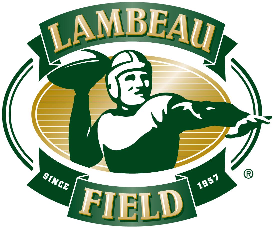 Green Bay Packers Logo Stadium Logo (2003-Pres) - Lambeau Field SportsLogos.Net