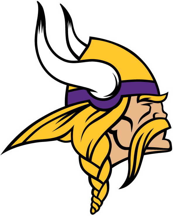 Minnesota Vikings Primary Logo National Football League Nfl