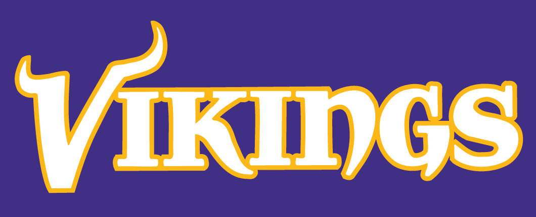 minnesota vikings wordmark logo national football league nfl