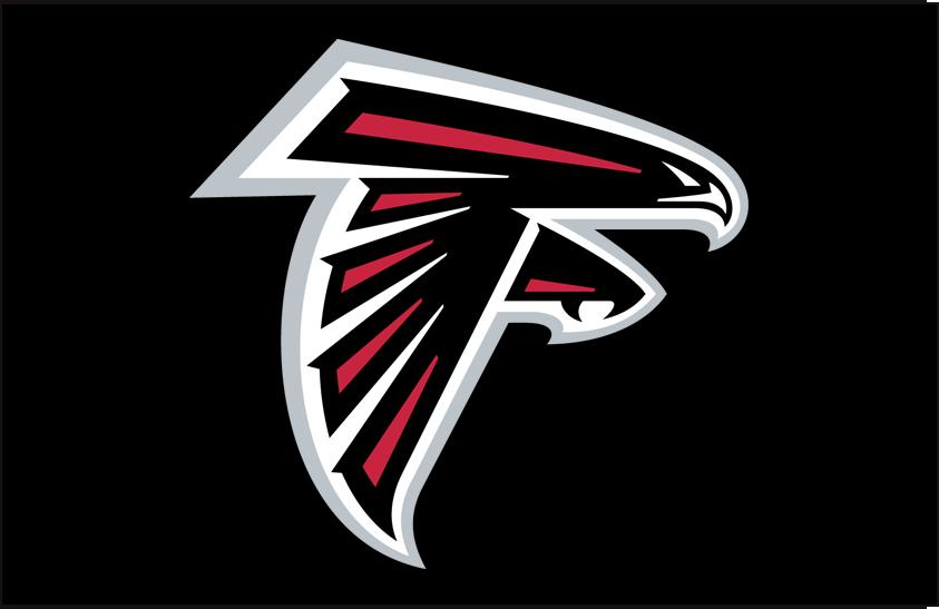 Atlanta Falcons Logo Primary Dark Logo (2003-Pres) -  SportsLogos.Net