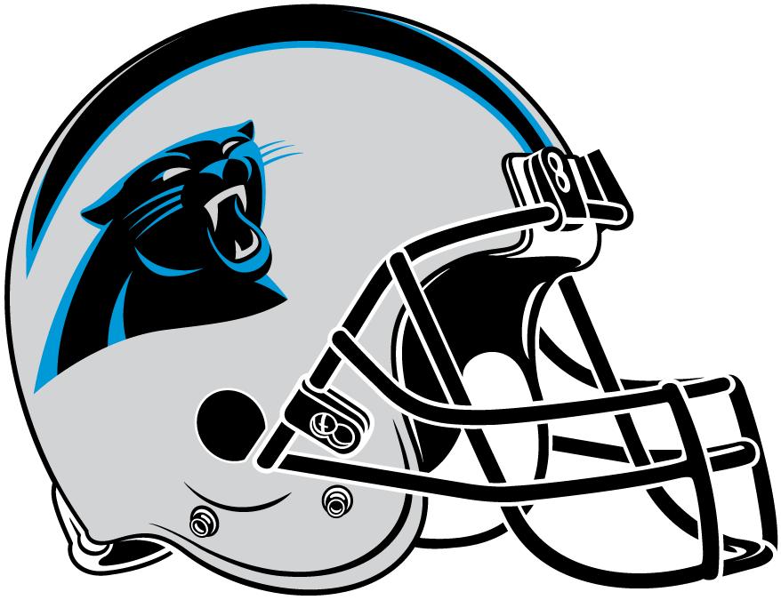 Carolina Panthers Helmet Helmet (2012-Pres) -  SportsLogos.Net