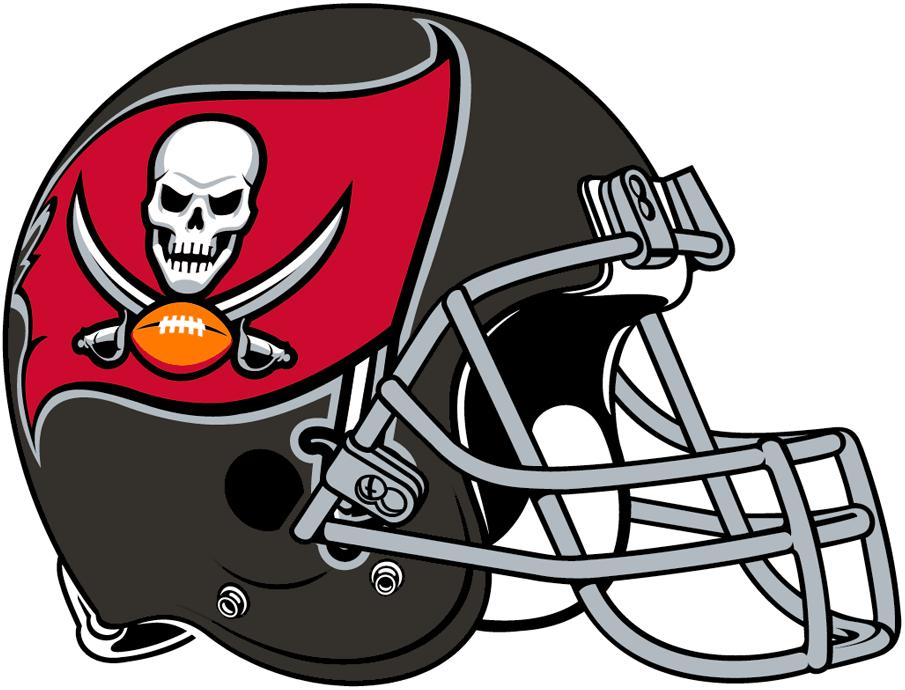 Tampa Bay Buccaneers Helmet Helmet (2014-2019) -  SportsLogos.Net