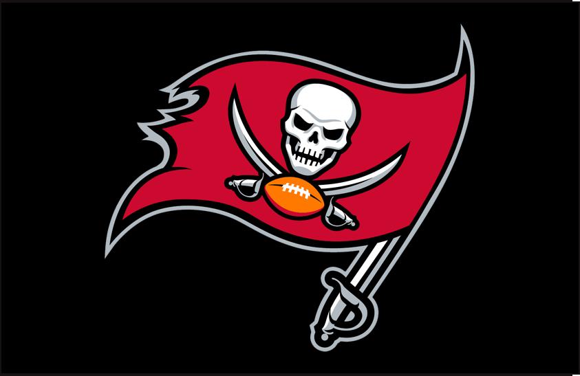 Tampa Bay Buccaneers Primary Dark Logo - National Football ...