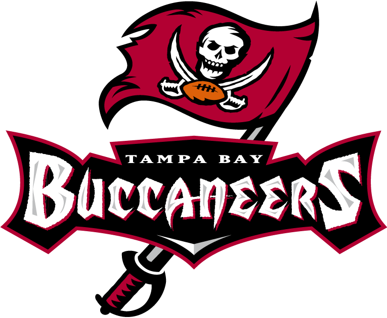 3c6b97407 Tampa Bay Buccaneers Wordmark Logo - National Football League (NFL ...