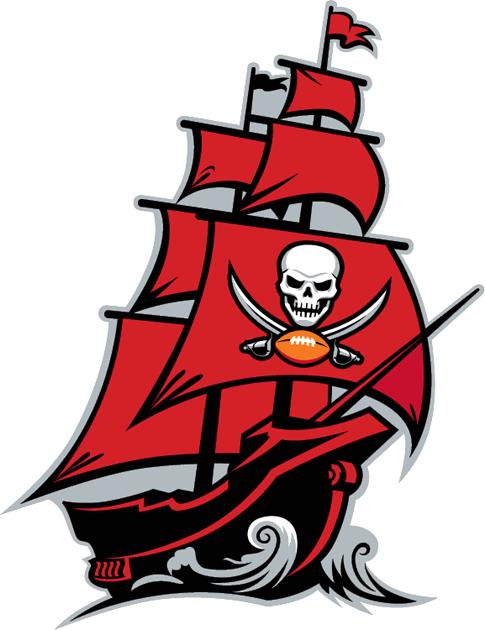 Tampa Bay Buccaneers Logo Alternate Logo (2014-2019) -  SportsLogos.Net
