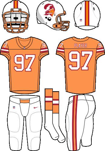best sneakers af6f8 7f4fb tampa bay bucs orange jersey
