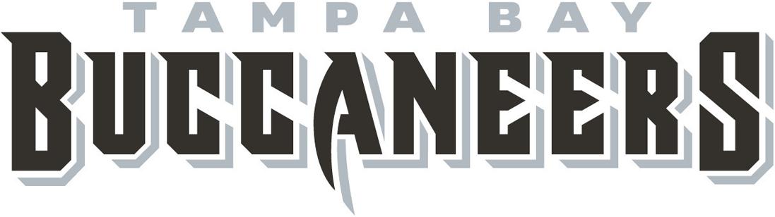 tampa bay buccaneers wordmark logo national football league nfl chris creamer s sports logos page sportslogos net tampa bay buccaneers wordmark logo
