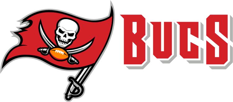 Tampa Bay Buccaneers Wordmark Logo - National Football League (NFL ... 4d0ae486432