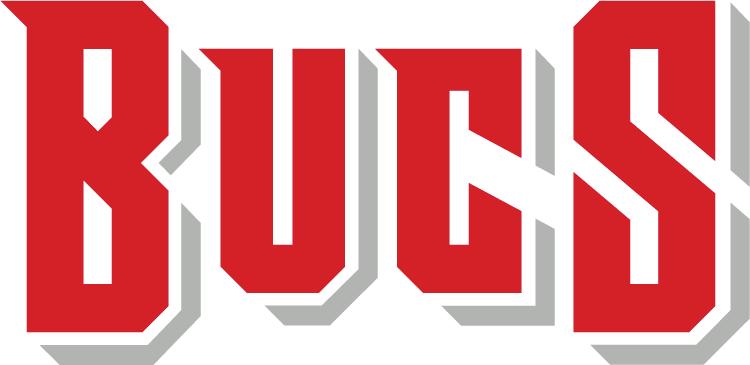 Tampa Bay Buccaneers Logo Wordmark Logo (2014-2019) -  SportsLogos.Net
