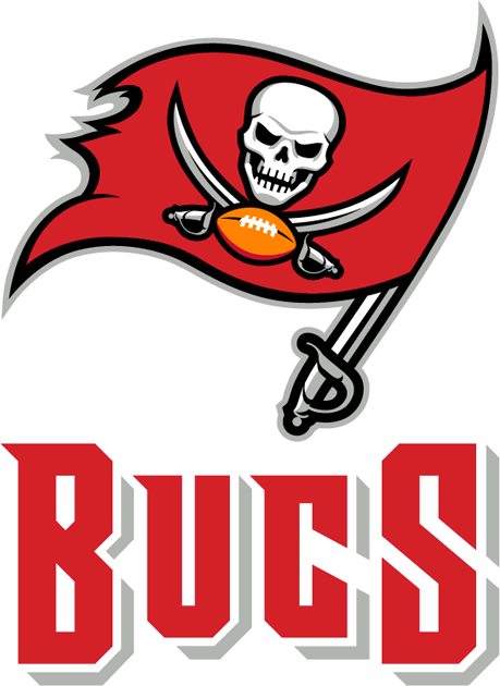 Tampa Bay Buccaneers Wordmark Logo - National Football ...