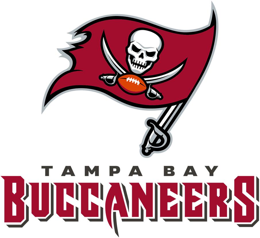 Tampa Bay Buccaneers Logo Wordmark Logo (2020-Pres) -  SportsLogos.Net