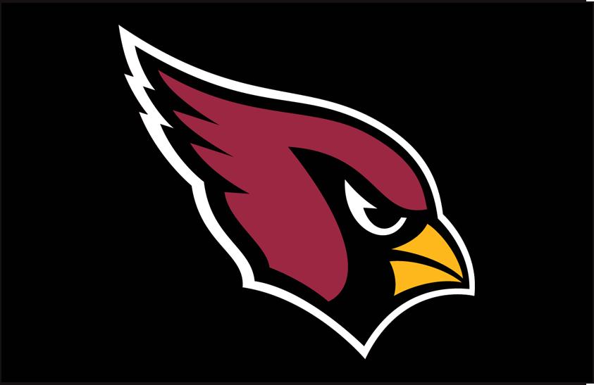 Arizona Cardinals Logo Primary Dark Logo (2005-Pres) -  SportsLogos.Net