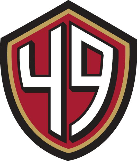 San Francisco 49ers Logo Alternate Logo (2007-2008) -  SportsLogos.Net