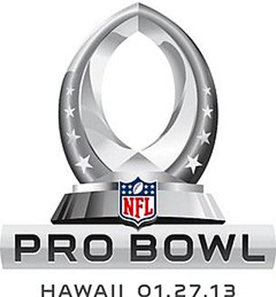 Pro Bowl Logo Primary Logo (2013) - 2013 NFL Pro Bowl Logo SportsLogos.Net