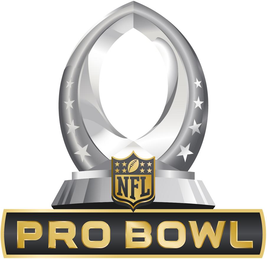 Pro Bowl Logo Primary Logo (2016) - 2016 AFC-NFC Pro Bowl Logo NFL Gold SportsLogos.Net