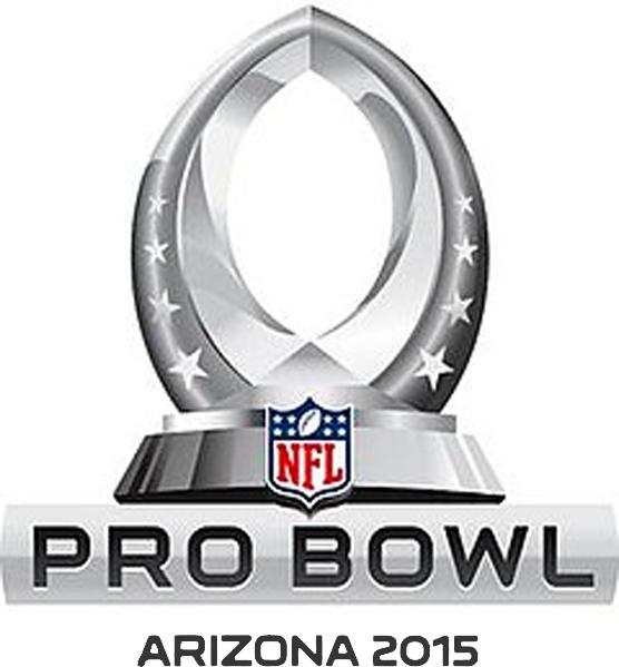 Pro Bowl Logo Primary Logo (2015) - 2015 NFL Pro Bowl Logo SportsLogos.Net
