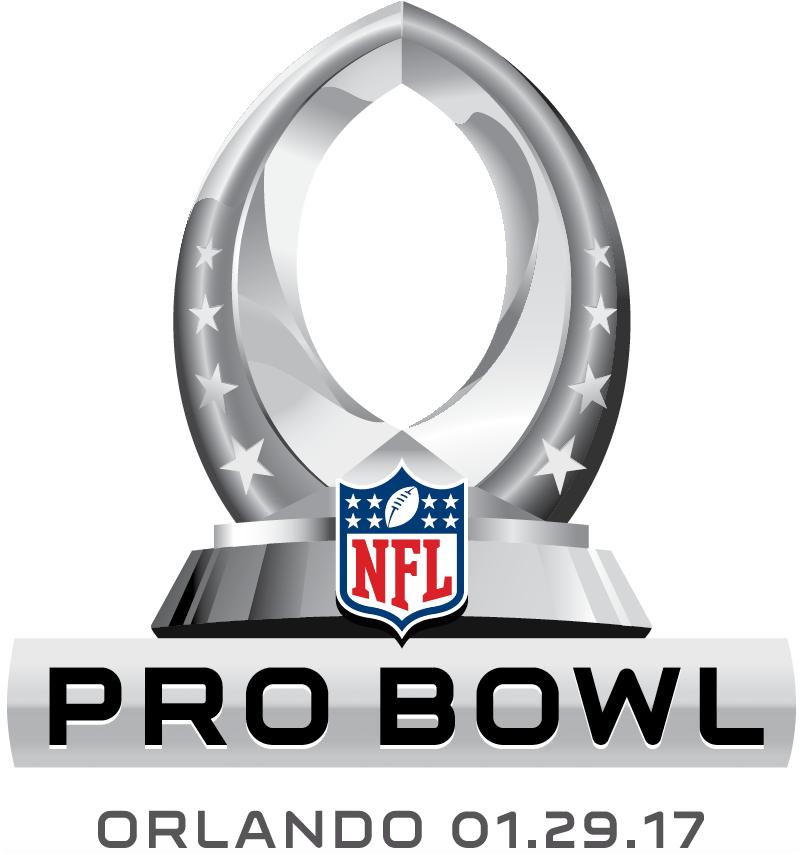 Pro Bowl Logo Primary Logo (2017) - 2017 NFL Pro Bowl Logo - Orlando, FL SportsLogos.Net