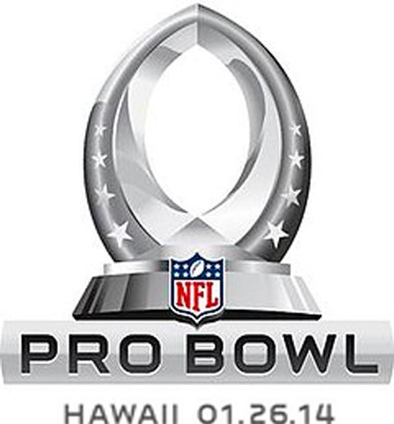 Pro Bowl Logo Primary Logo (2014) - 2014 NFL Pro Bowl Logo SportsLogos.Net