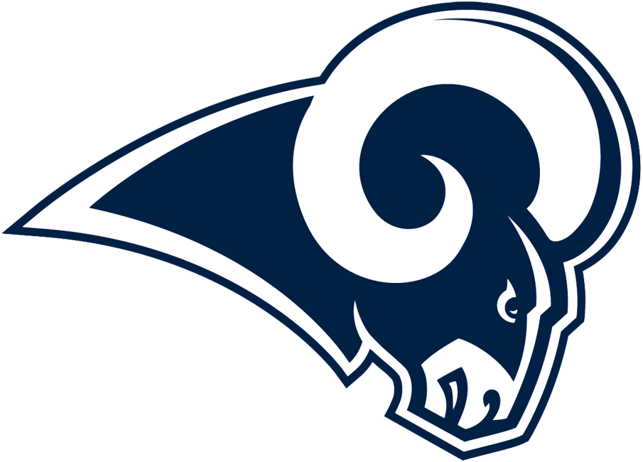 Los Angeles Rams Primary Logo - National Football League ...