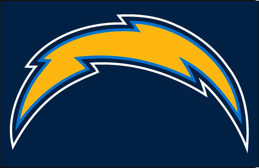 Los Angeles Chargers Logo Primary Dark Logo (2017-2019) -  SportsLogos.Net